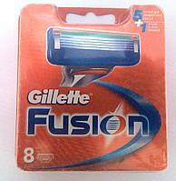 Сменные кассеты для бритья Gillette Fusion (8шт./уп.)