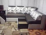 Угловой диван под заказ., фото 3