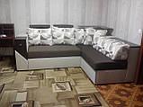 Угловой диван под заказ., фото 4