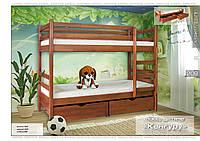 "Ліжко двоярусне ""Кенгуру"""