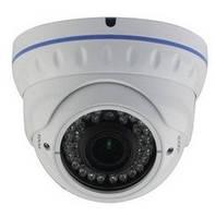 HD-СVI вандалоустойчивая видеокамера Master IRVDV-CV130 f=2.8-12mm CMOS 1.3Мп ИК 30м