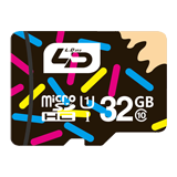 Карта памяти MicroSDXC 32GB Class 10.