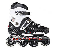 Роликовые коньки Nils Extreme NA12333 Size 39 Black/White