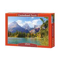Пазл Горные Вершины на 1500 элементов