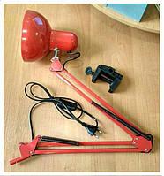 Лампа настольная TD-2-B (Красная)