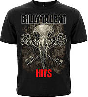 """Футболка Billy Talent """"Hits"""", фото 1"""