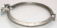 Хомут  (выхлопная система) диаметр 90 мм