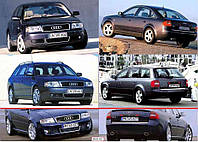 Продам бампер задний на Ауди А6(Audi A6)2004