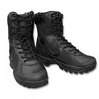 Тактические ботинки MilTec Patrol Black 12822302