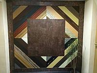 Шпонированные декоративные панели