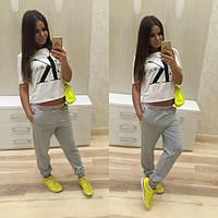Женский спортивный костюм ла8127, фото 1