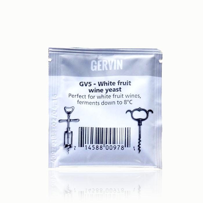 Винные дрожжи GERVIN GV5