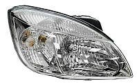 Фара правая Kia Rio II (рестайлинг) 2009 - 2011, электр., (TYC, 20-11295-55-2) OE 921021G030 - шт.