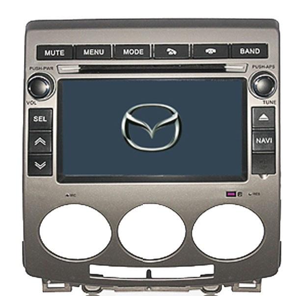 """Штатная магнитола """"Mazda 5""""  6835"""