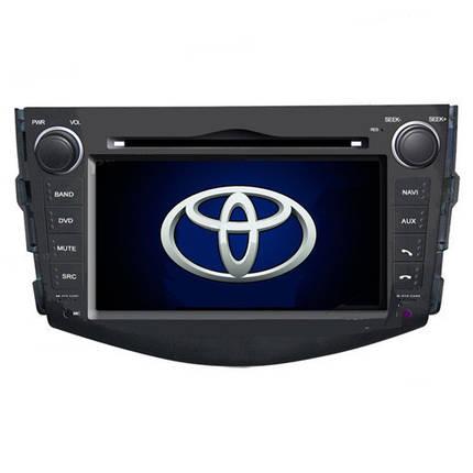 """Штатная магнитола """"Toyota RAV 4""""  6002, фото 2"""