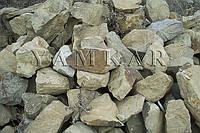 Строительный бутовый камень 250 - 300мм