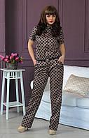Модный женский комбинезон из коттона, фото 1