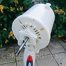 Вентилятор 40 Вт. С подсветкой. Grunhelm -1621, фото 3