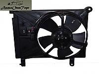 Вентилятор охлаждения радиатора дополнительный на Daewoo Lanos, производство: Польша, каталожный номер: R90033;