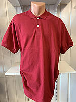 Футболка мужская COLORHAKAN поло однотонная, размеры 3XL-6XL,006 \ купить футболку мужскую оптом