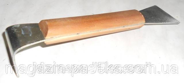 Стамеска пасічна з дерев'яною ручкою