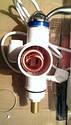 Кран со встроенным проточным электрическим водонагревателем 3 кВт (для кухни и ванной комнаты) Rapid, фото 7