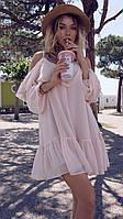 """Стильное платье мини """" Шифон """" Dress Code , фото 1"""