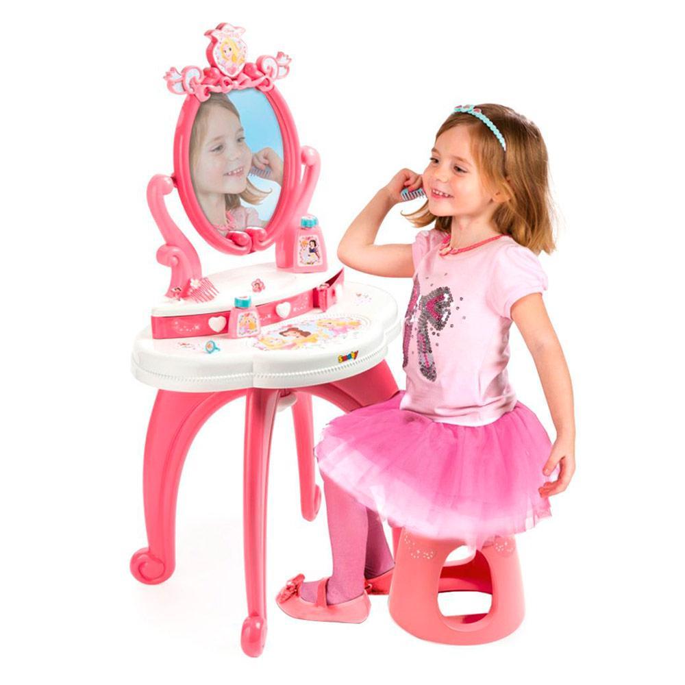 Детский столик с зеркалом Дисней Принцесса 2 в 1 Smoby ...