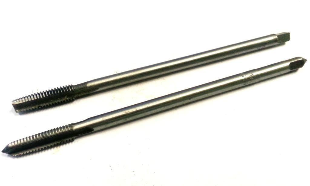 Метчик гаечный М 3х0.5 Р6М5 65/10 прямой хвостовик ГОСТ 1604-71