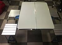 Складной стол алюминиевый для пикника