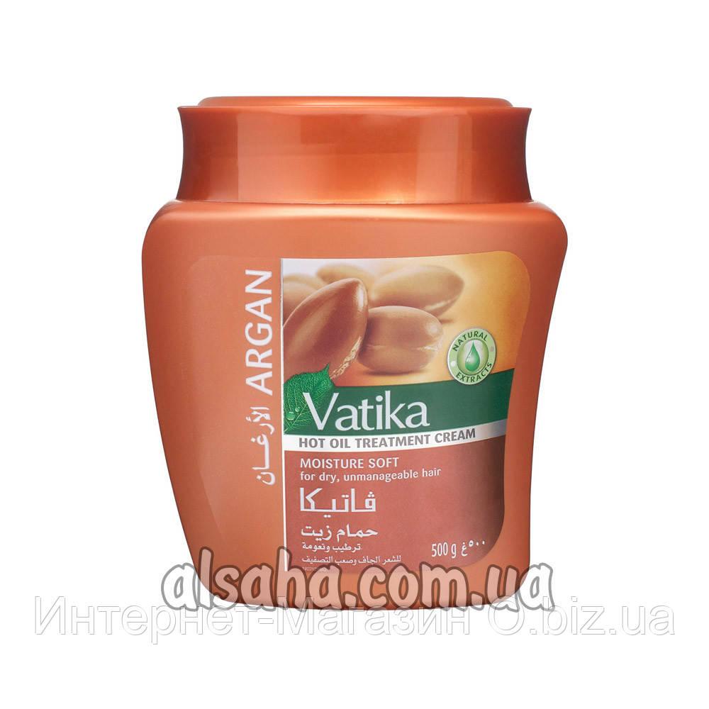 Маска для Волос с Арганой Vatika Argan