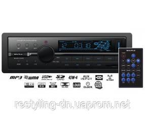 SUD-340 Black/Blue USB/SD ресивер, SHUTTLE