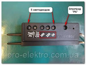 Универсальный пробник электрика Контакт 55ЭМ. Указатель напряжения, фото 2