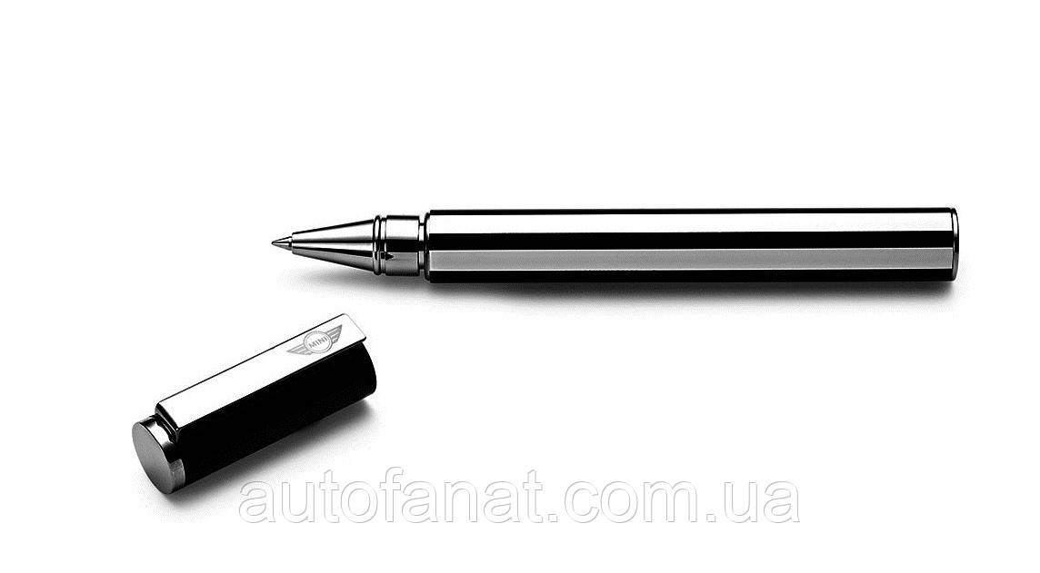 Оригинальная ручка MINI Pen Racing Stripes, Metallic (80242287988)