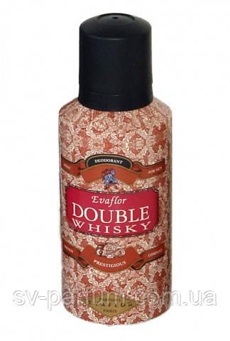 Дезодорант мужской Double Whisky 150ml