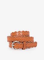 Ремень детский Dori 75 см Tiffosi Португалия коричневый 16148