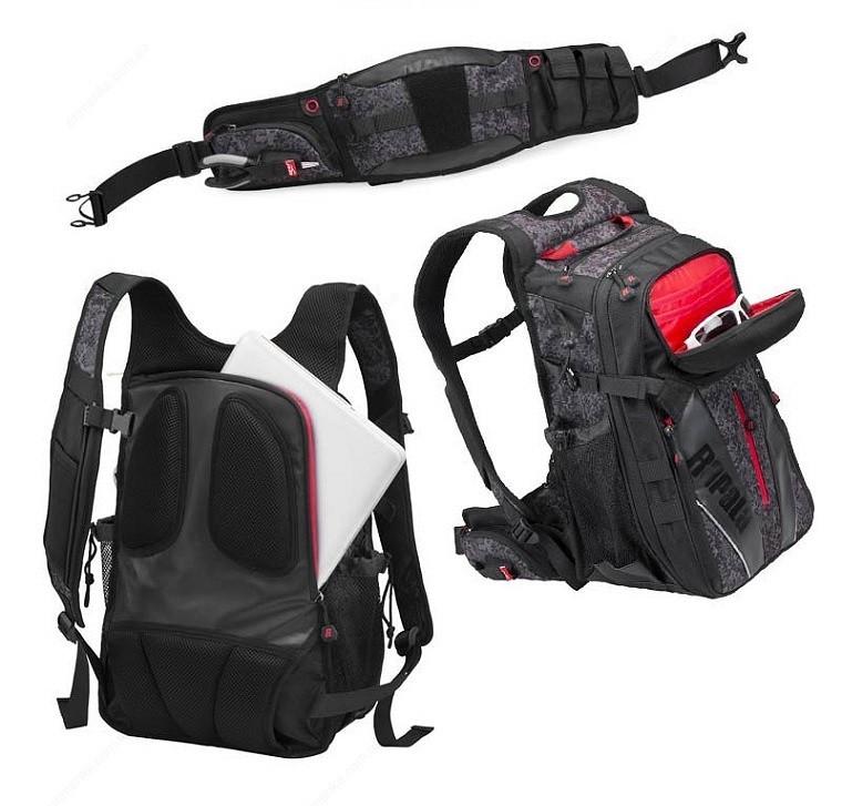 Рюкзак Rapala Urban Backpack (RUBP) (40x32x20)