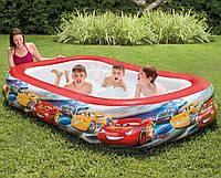 Дитячий надувний басейн Intex 57478 Тачки, фото 1