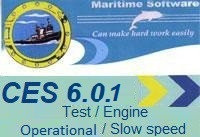 CES 6.0.1 / STCW Test / Engine / Operational / Slow speed