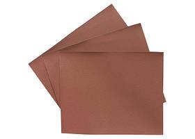 Шлифлистов на бумажной основе, P 100, 230 х 280 мм, 10 шт., Водостойкий // MTX