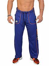 Штаны спортивные BigSam 1098  размер M Синие