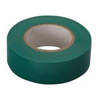 Изолента ПВХ, 19 мм х 20 м, зеленый // СИБРТЕХ
