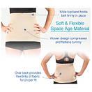 Моделирующий утягивающий пояс с эффектом сауны для похудения Tummy Tuck | Тамми Так (Реплика), фото 6