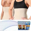 Моделирующий утягивающий пояс с эффектом сауны для похудения Tummy Tuck | Тамми Так (Реплика), фото 5