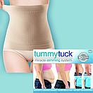 Моделирующий утягивающий пояс с эффектом сауны для похудения Tummy Tuck | Тамми Так (Реплика), фото 2