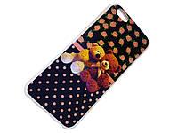 Чехол силиконовый для iphone 6 Fashion Bear