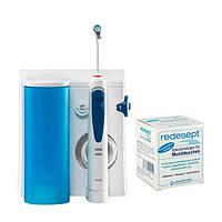 Oral-B MD20 OxyJet+средство для чистки ирригатора 150 г