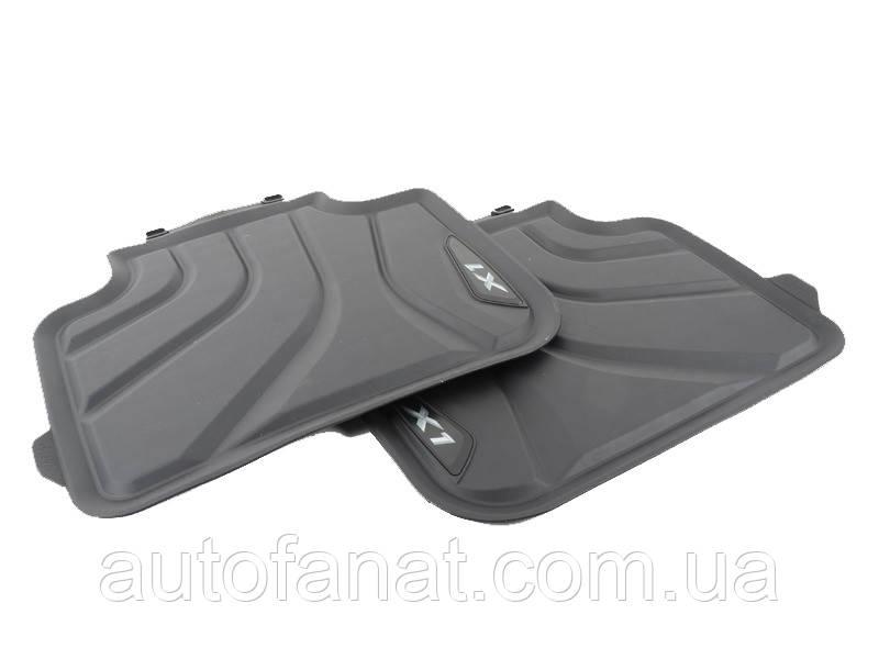 Оригінальні задні килимки салону BMW X1 (F48) (51472365856)