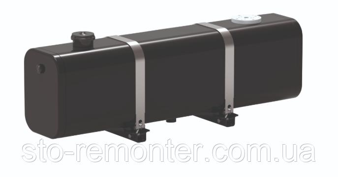 Бак гидравлический закабинный 180 литров, 41*41*125, стальной