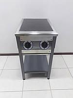Энергосберегающая плита 2-х конфорочная, фото 1